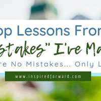 Top Lessons from Mistakes I've Made