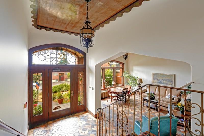 Foyer Interior Design And House Entryway Ideas