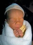 Tristan Sleeps