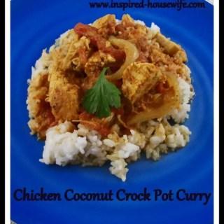 Chicken Curry Crock Pot