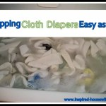 Stripping Cloth Diapers, Easy As 1-2-3