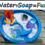 Simple Water Table Fun