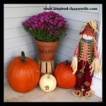 Inexpensive Fall Porch Decorating Ideas