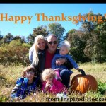 Happy Thanksgiving – Memories, Food, and Laughter