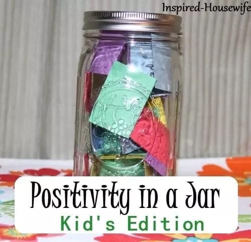 Positivity in a Jar