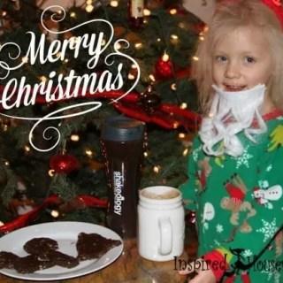 Merry Christmas & No Bake Cookies