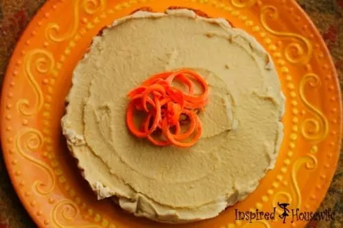 21 Day Fix Carrot Cake