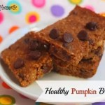 Healthy Pumpkin Brownies