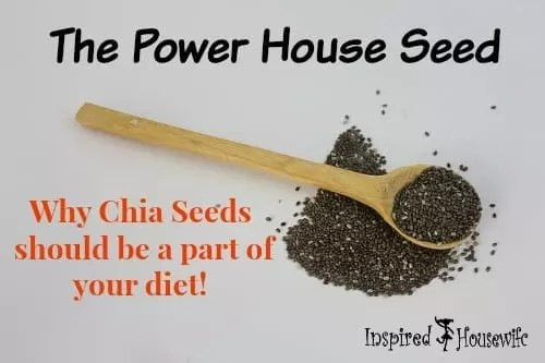 The Low Down on Chia Seeds