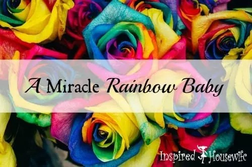A Miracle Rainbow Baby