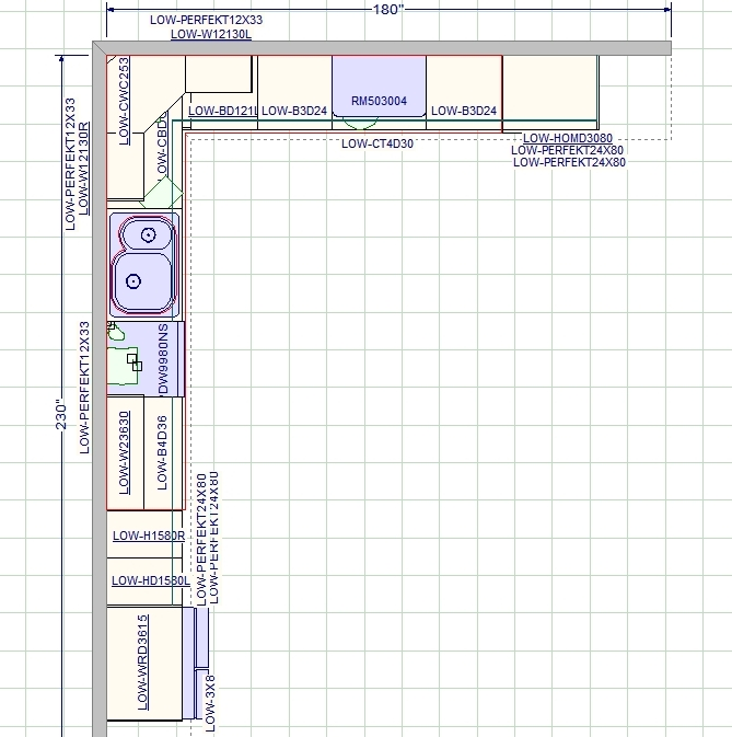 Free Kitchen Design Planner