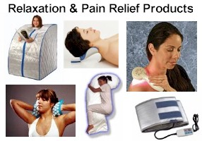 Relaxation Products at InspiredLiving.com