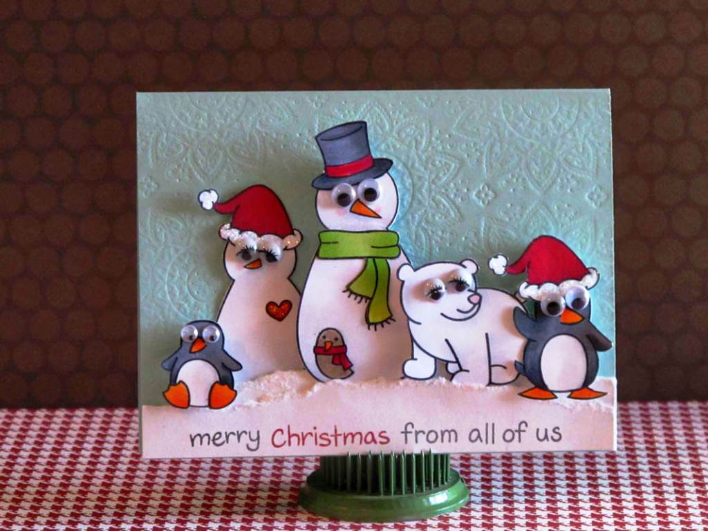 20 Amazing Christmas Card Ideas For 2016 Inspired Luv