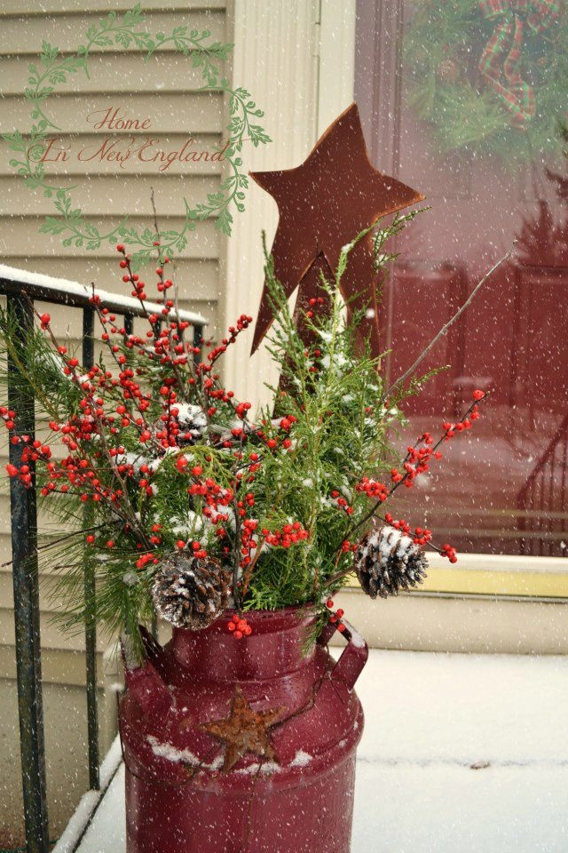 30 Amazing Outdoor Christmas Decoration Ideas Inspired Luv
