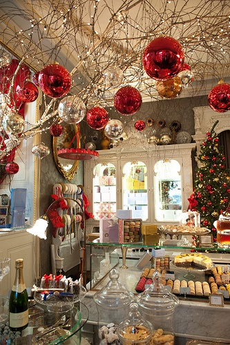 Ceiling Christmas Decorations Home Decorating Ideas
