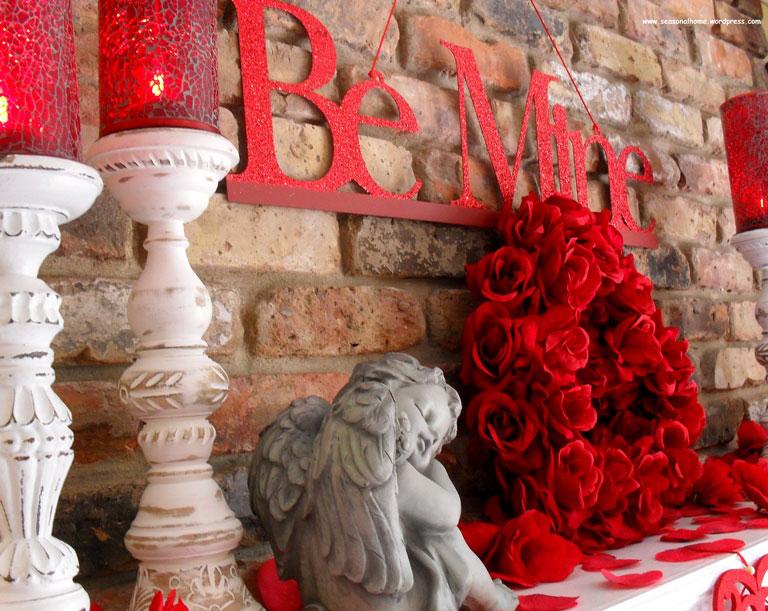 cheap outdoor valentine decor ideas with dcoration st valentin