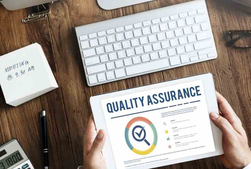 Quality Assurance or Quality Control?