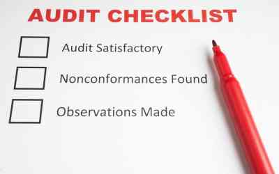 What to include in an audit report