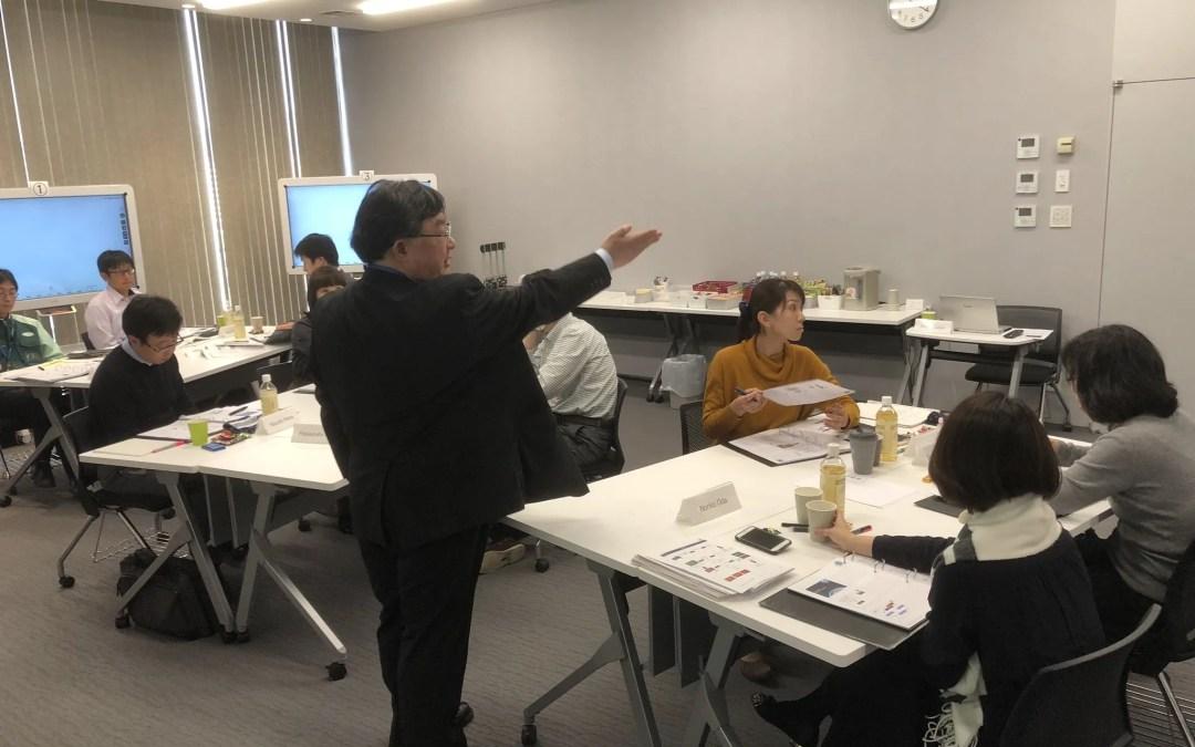 Successful Japan Lead Auditor course