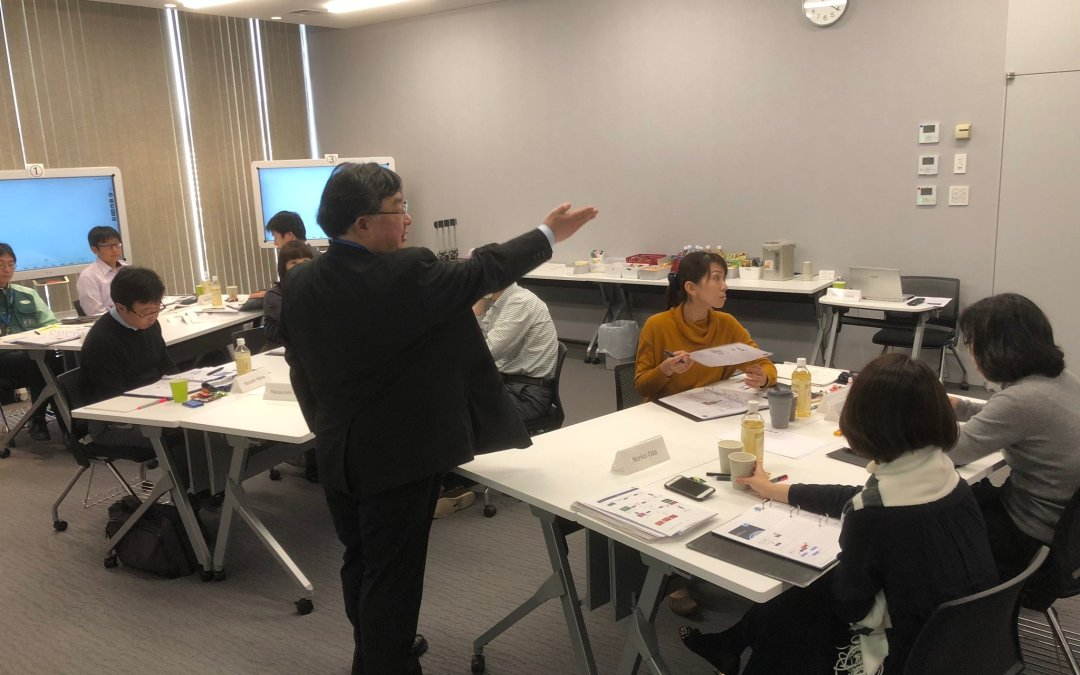 Successful Japan Lead Auditor course