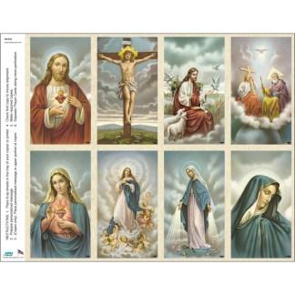Memorial Prayer Cards