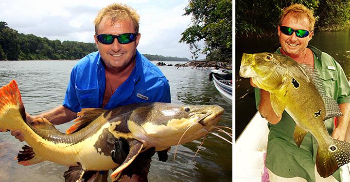 Steve Townson ~ Amazon Angler :: Inspired Spaces