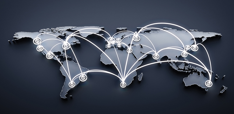 Global supply network