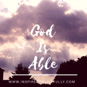 god-is-able