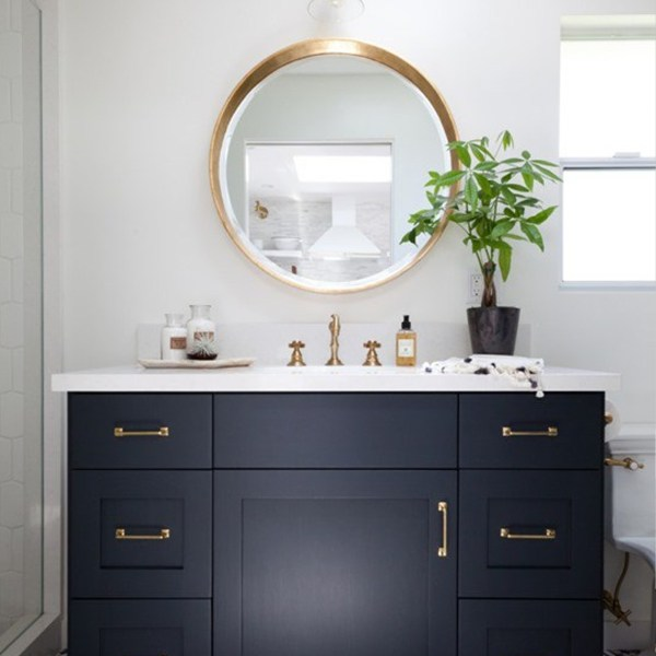 How High To Place Your Bathroom Fixtures   Inspired To Style