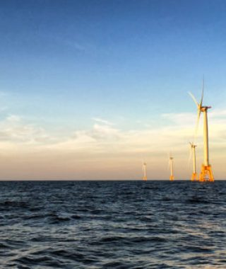 The Nation's First Offshore Wind Farm