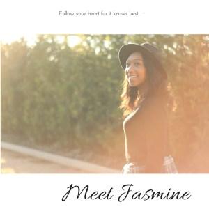 Meet Jasmine Colbert