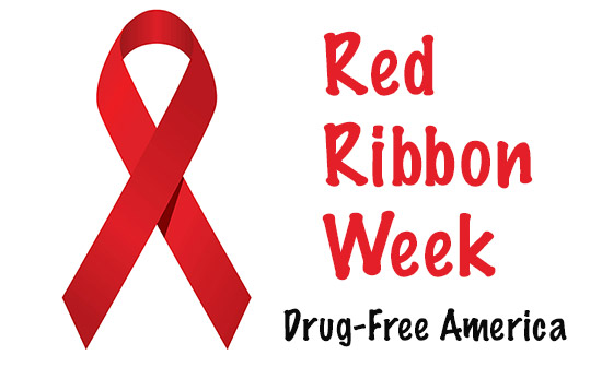 red ribbon # 4