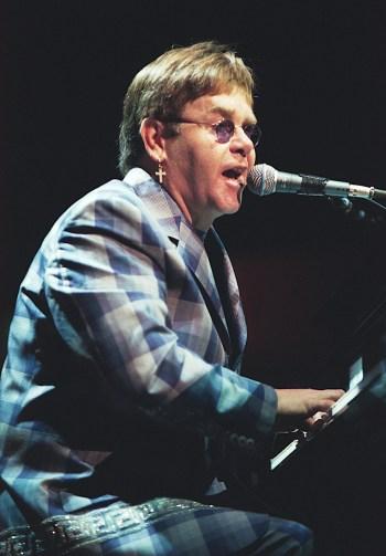 Elton John in Concert