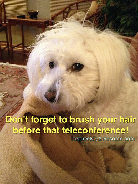 Get Ready for the Teleconference