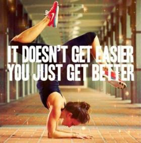 Just Get Better