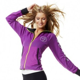 Zumba Beam Me Up Jacket