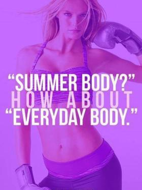 Every Day Body