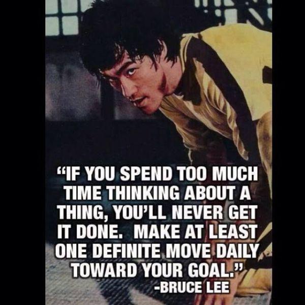 Move toward your goal 1