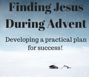 finding-jesus-during-advent
