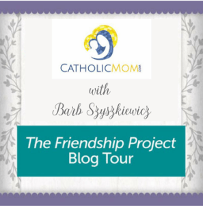 Friendship Project Blog Tour Link