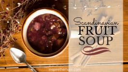 fruit-soup