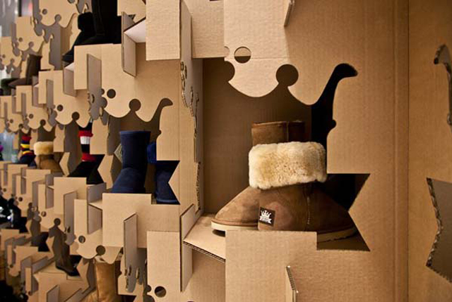 Cardboard design collection | Inspire We Trust