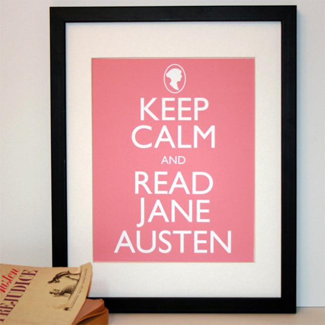 Keep Calm: i poster alternativi   Inspire We trust