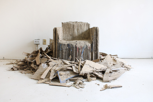 Reborn Cardboard Sofa
