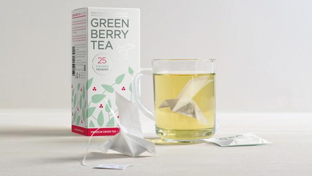 Origami e design - origami-tea