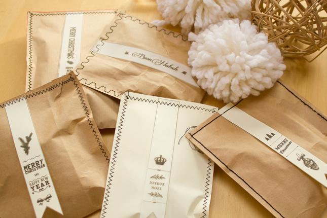 Christmas Craft Diy Last Minute Sweet Bags Inspirewetrust