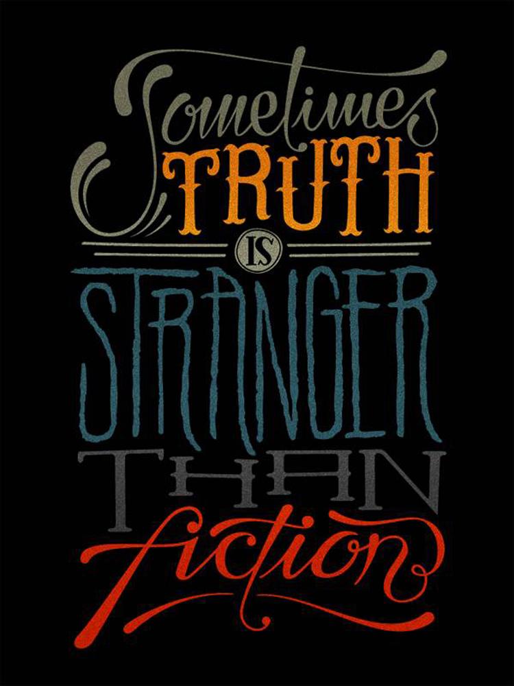 Typographic Quotes: Something To Believe In #39