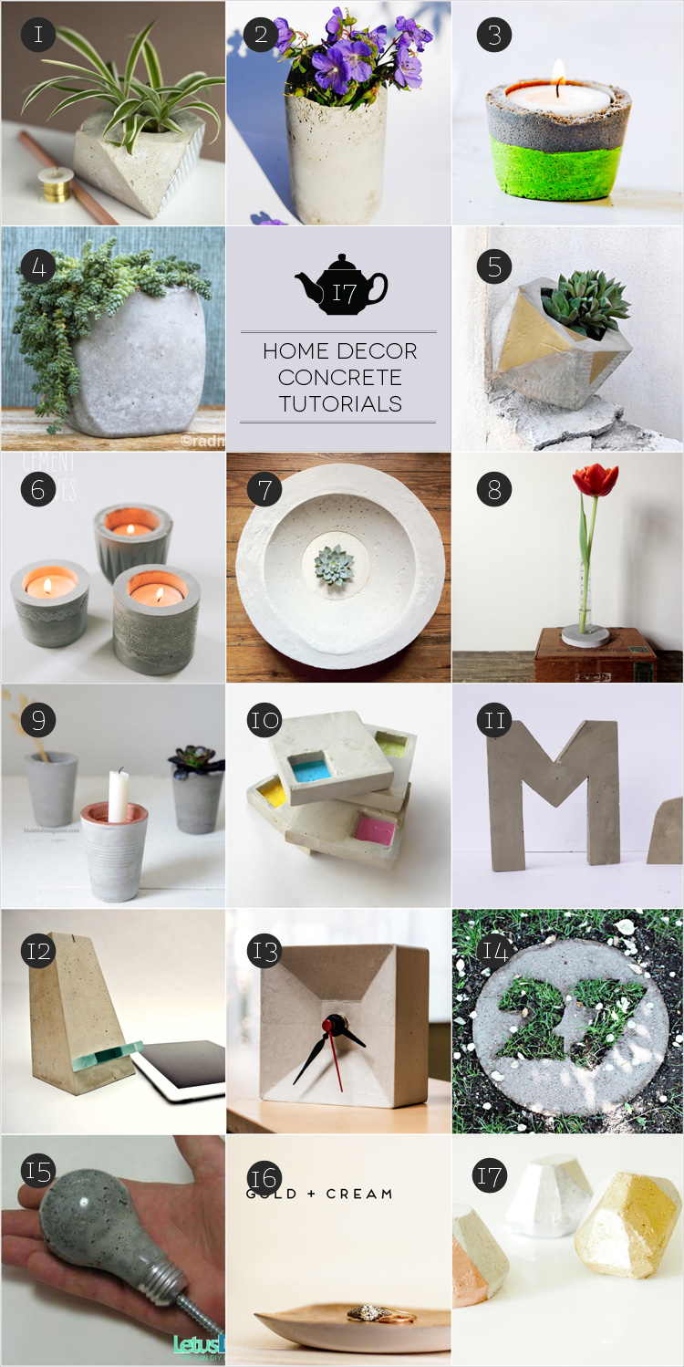 March Craft: Be Concrete!