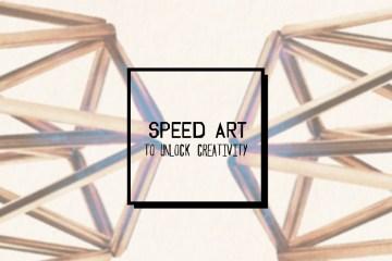 Speed Art: 6 video per sbloccare la creatività