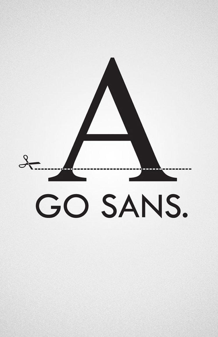 Typographic quote: le migliori dell'anno